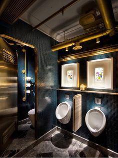 BLUE BAROQUE: Restaurant | Bibo StreetArt Restaurant in Hong-Kong