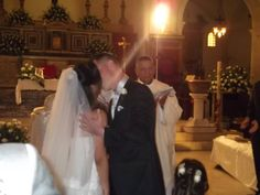...puoi baciare la sposa...