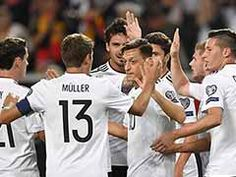 World Cup Qualifying: Germany Crush Norway, England Beat Slovakia