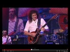 Paul Rodgers and Brian May - All Right Now (Live In Glasgow)