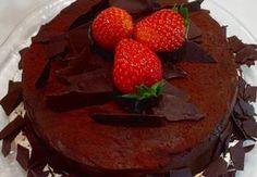 Sachrův dort Recepty.cz - On-line kuchařka Pie, Bread, Sweet, Torte, Candy, Cake, Fruit Pie, Pies, Tart
