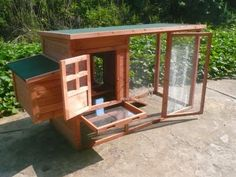 chicken coop house plans