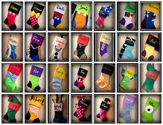 cool stocking ideas