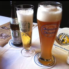 Augustiner Beverages, Drinks, Where The Heart Is, Bavaria, Craft Beer, Brewing, Germany, Glasses, Food