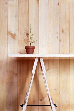 Project Trestle Desk | George & Willy