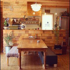 poti.mamaさんの、Lounge,DIY,リノベーション,セルフリノベーション,BESSの家,ワンダーデバイスについての部屋写真