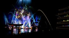 Epcot: IllumiNations: Reflections of Earth