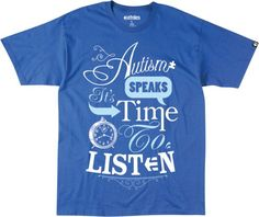 etnies tshirt for autism.. have shoes too!