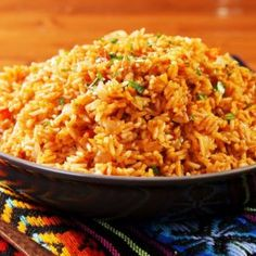 Spanish Rice -Best-Ever Spanish Rice - Restaurant-Style Mexican Rice - Portuguese Rice Arroz Con Calamares - in place of black ink add liquid from canned clams and add the clams toward end of cooking Top Secret Recipes Mexican Rice Recipes, Mexican Dishes, Homemade Mexican Rice, Best Spanish Rice Recipe, Spanish Rice Recipes, Spanish Fried Rice, Crockpot Spanish Rice, Authentic Spanish Rice Recipe, Mexican Fried Rice