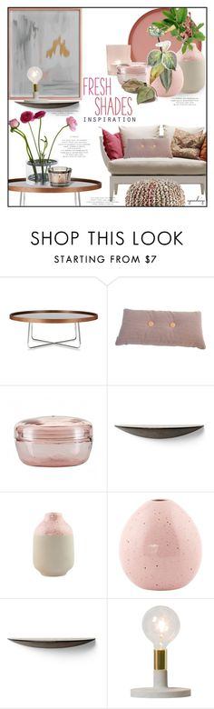 """""""Fresh Shades ~ Scandi Inspired"""" by eyesondesign ❤ liked on Polyvore featuring interior, interiors, interior design, home, home decor, interior decorating, Klong, House Doctor, Retrò and interiordesign"""