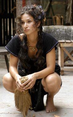 Indira Varma as Soreh inspiration
