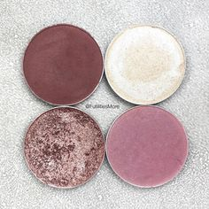 Makeup Geek Eyeshadows Quad ideas #2