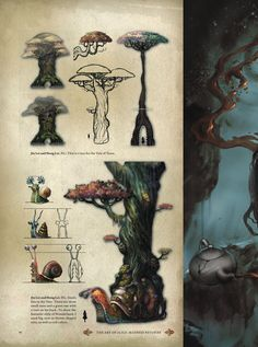 alice: madness returns concept art - Google Search