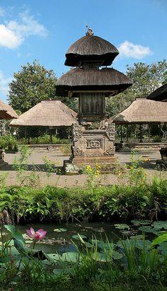 Taman Ayun Mengwi Temple, Bali, Indonesia