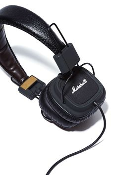 Marshall Major Headphones   Shop Accessories at Nasty Gal
