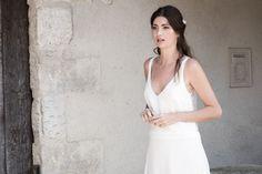 Robe de mariée Au fil d'Elise collection 2017