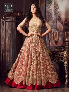 Shop from our vast collection of Indian Bridal Suits & Pakistani Bridal Salwar Kameez. Find the latest & trendy Salwar Suits, Anarkali Suits, Churidar Suits and Straight Pant Suits Online USA. Pakistani Salwar Kameez, Salwar Kameez Online, Anarkali Suits, Sharara, Celebrity Outfits, Celebrity Style, Nice Dresses, Formal Dresses, Wedding Dresses