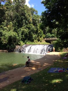 Malanda Falls - Atherton Tablelands