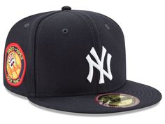 New York Yankees New Era MLB Ultimate Patch Collection Game 59FIFTY Cap 436676a414e