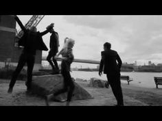 Pierre Balmain, ft Abbey Lee and Our Mountain. A film by Inez and Vinoodh