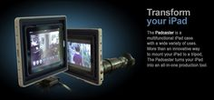 All-in-one video solution on iPad with Padcaster & Lenscaster - motionVFX Blog