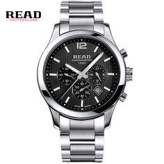 US $90.99 - READ watches Mens Watch Mens quartz watch R8083GQ