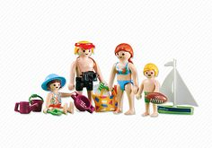 Beach Family - PM USA PLAYMOBIL® USA
