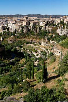 Casas Colgadas de Cuenca - Cuenca, Spain