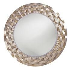Found it at Wayfair - Contemporary Cartier Wall Mirror