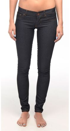 Japanese Stretch Low Skinny Jeans by LD&CO. - $79.00 - Made in USA