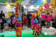 ANATO 2017 Una feria llena de Folclor, Música y Sabor a Colombia!