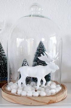 Eland in glazen stolp - Soetelief