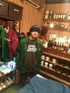 My friends shop `SINEMETU` open!!