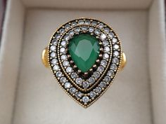 Grand Bazaar Jewelers Turkish Jewelry Istanbul Jewellers Ottoman  Jewellery Handmade Jewelery Turkey (63) by Cocova Jewelry, via Flickr