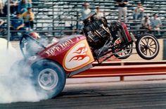 Smokin' & wheels way up