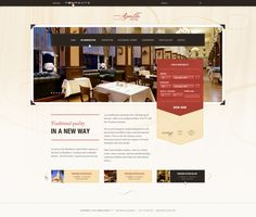 beautiful attention to detail #webdesign