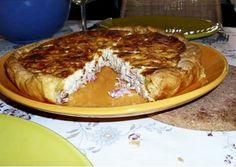 Culinarices: Tarte de atum com bacon