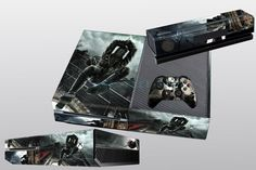 So Cool for X BOX One Console and Controller Skins Covers Custom Sticker New #UnbrandedGeneric