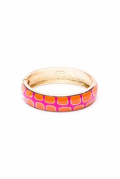 gecko bangle / a-thread