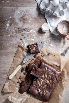 La Cocina de Carolina: Recetea de brownie sin gluten | VIDEORECETA Sin Gluten, Brownies, Candy, Chocolate, Desserts, Food, Food Recipes, Cuisine, Glutenfree