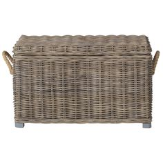 Target Storage Trunk Prepossessing Wicker Large Storage Trunk  Dark Global Brown  Threshold™  Target