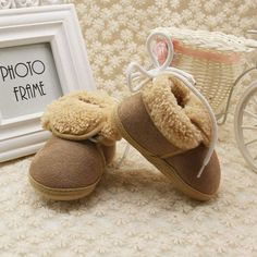 Baby Shoes Child Boot Newborn Thick Fur Booties Girls Boys Super Warm Winter Baby Boots Infant Kids Warm First Walker 👠 Shoes Baby Boots, Kids Boots, Baby Winter, Winter 2017, Walker Shoes, First Walkers, Baby Princess, Girls Shoes, Boy Or Girl