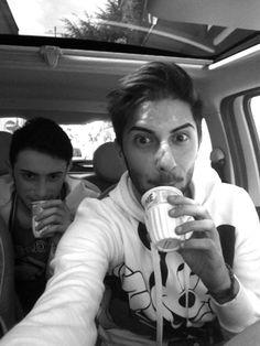 3 Boys And 1 Car