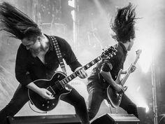 ¡Lo nuestro es el rock!