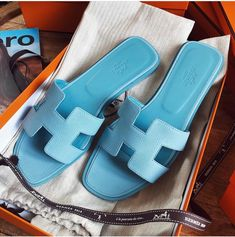 Shoes flats sandals - Blue love my hermes hermes oran sandals love it check it now ) chanelpurse lvneverfull gucciwatch lvft chanelcoco lvalma fondationlouisvuitton Hermes Handbags, Burberry Handbags, Coach Handbags, Hermes Oran Sandals, Fondation Louis Vuitton, Shoes Flats Sandals, Heels, Gucci Watch, Slippers