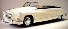 Carsthatnevermadeitetc Isotta Fraschini Tipo 8C Monterosa Cabriolet, 1947, by Boneschi. An attempt by Isotta-Fraschini to re-enter the automotive market after WW2, the 8C Monterosa, launched in 1947 was powered by a rear-mounted 3.4 litre V8 driving the rear wheels through a five-speed transmission. In addition to a Zagato designed 4 door sedan, Boneschi built this convertible but the Italian government, who had taken control of Isotta-Fraschini, pulled the plug and no further cars were…