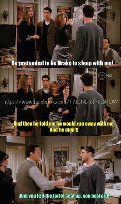 Lol Chandler wet him