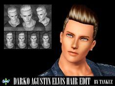 Darko Agustin Elvis Hairstyle Edit by Tankuz Sims 3 for Sims 3 - Sims Hairs - http://simshairs.com/darko-agustin-elvis-hairstyle-edit-by-tankuz-sims-3/
