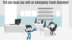Did you know that the FCO can issue you with an emergency travel document if you need on abroad? Find out more FCO's services. #FCO #safety #travel