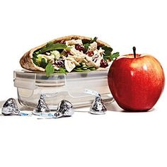 2. This is a great idea for a healthy #backtoschool lunch recipe. The Pita Pocketeer | CookingLight.com #momselect